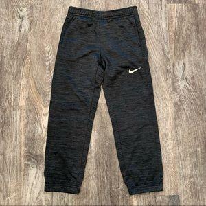 Nike Dri-Fit Dark Gray Jogger Sweatpants 7 Long